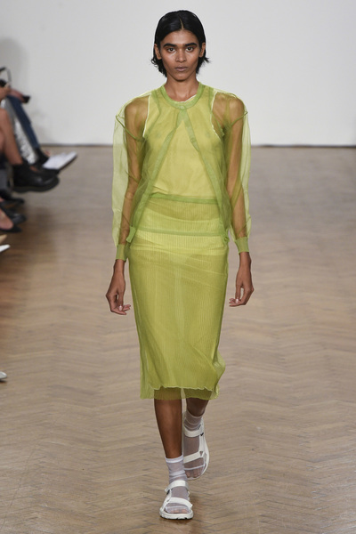 Pringle of Scotland Spring 2018 Ready-to-Wear - Look #20