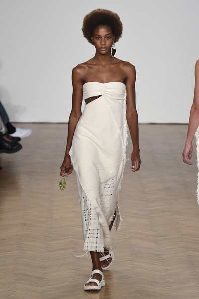 Pringle of Scotland Spring 2018 Ready-to-Wear - Look #30