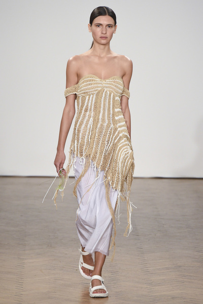 Pringle of Scotland Spring 2018 Ready-to-Wear - Look #8