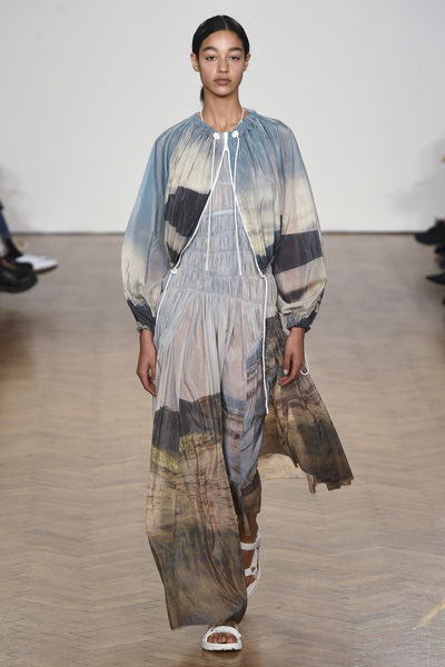 Pringle of Scotland Spring 2018 Ready-to-Wear - Look #9