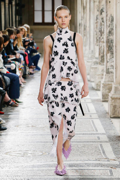 Proenza Schouler Spring 2018 Ready-to-Wear - Look #12