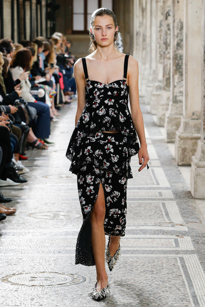 Proenza Schouler Spring 2018 Ready-to-Wear - Look #13