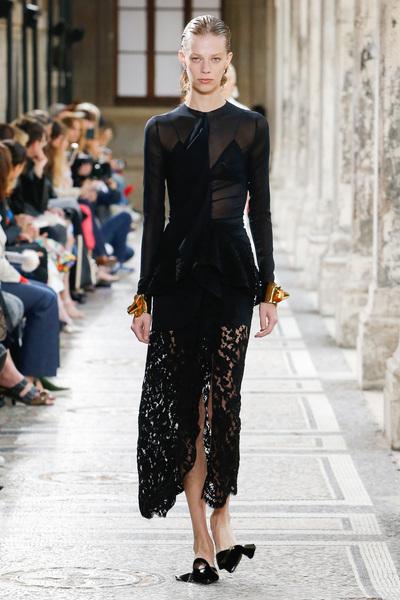 Proenza Schouler Spring 2018 Ready-to-Wear - Look #15