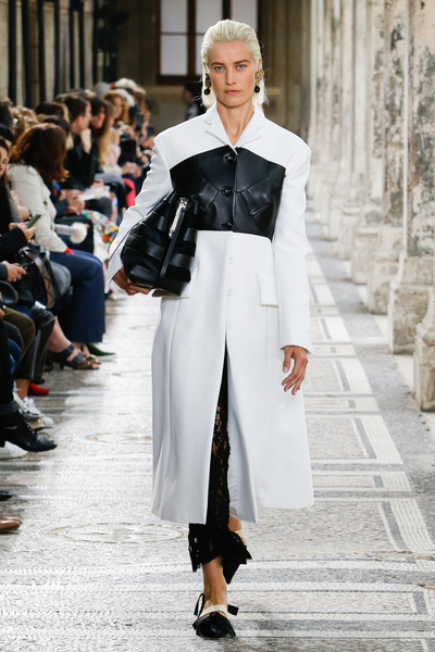 Proenza Schouler Spring 2018 Ready-to-Wear - Look #16