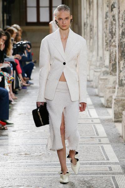 Proenza Schouler Spring 2018 Ready-to-Wear - Look #21