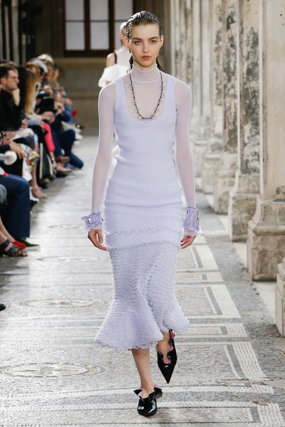 Proenza Schouler Spring 2018 Ready-to-Wear - Look #24