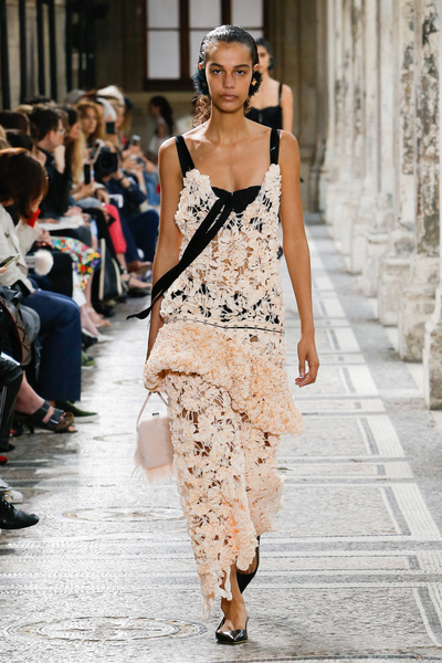 Proenza Schouler Spring 2018 Ready-to-Wear - Look #33