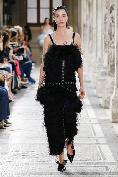 Proenza Schouler Spring 2018 Ready-to-Wear - Look #37