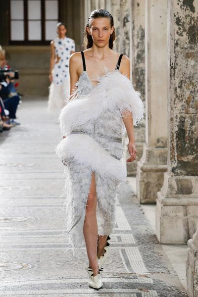 Proenza Schouler Spring 2018 Ready-to-Wear - Look #39