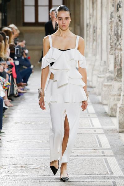 Proenza Schouler Spring 2018 Ready-to-Wear - Look #4