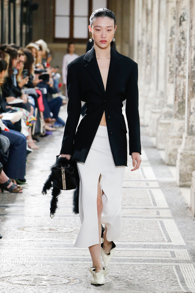 Proenza Schouler Spring 2018 Ready-to-Wear - Look #5