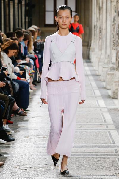 Proenza Schouler Spring 2018 Ready-to-Wear - Look #7