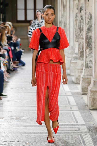 Proenza Schouler Spring 2018 Ready-to-Wear - Look #8