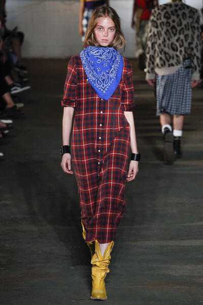 R13 Spring 2018 Ready-to-Wear - Look #11