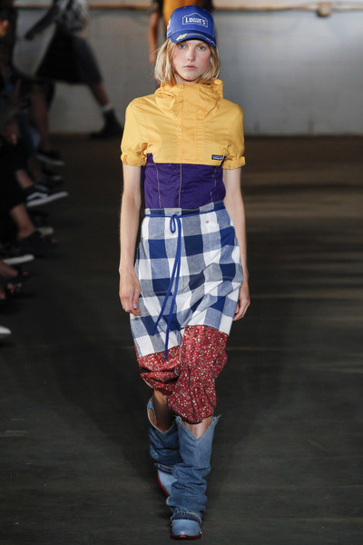 R13 Spring 2018 Ready-to-Wear - Look #12