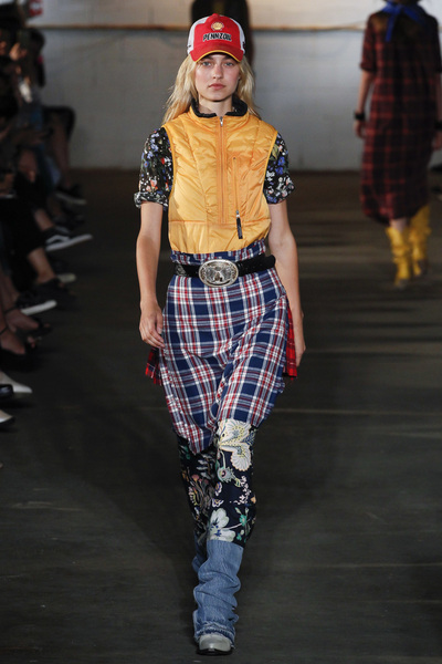 R13 Spring 2018 Ready-to-Wear - Look #13
