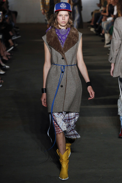 R13 Spring 2018 Ready-to-Wear - Look #16