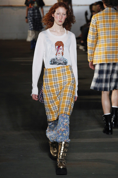 R13 Spring 2018 Ready-to-Wear - Look #18