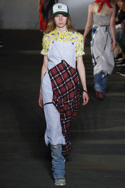 R13 Spring 2018 Ready-to-Wear - Look #2