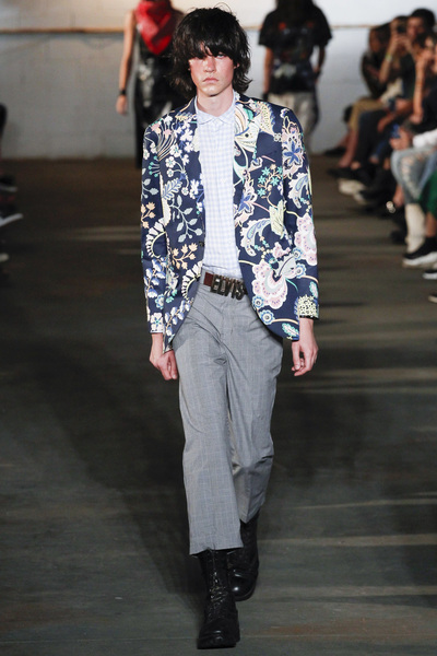 R13 Spring 2018 Ready-to-Wear - Look #21