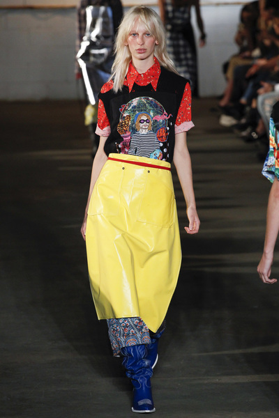 R13 Spring 2018 Ready-to-Wear - Look #24