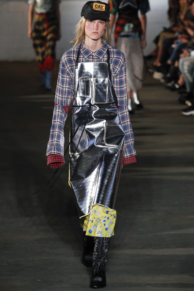 R13 Spring 2018 Ready-to-Wear - Look #25