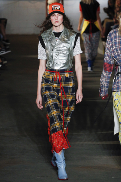 R13 Spring 2018 Ready-to-Wear - Look #26