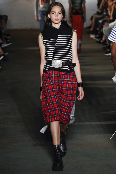 R13 Spring 2018 Ready-to-Wear - Look #28
