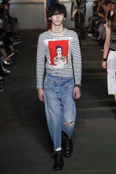 R13 Spring 2018 Ready-to-Wear - Look #29