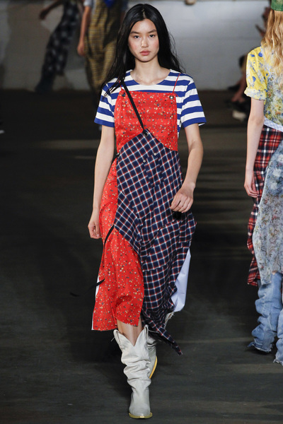 R13 Spring 2018 Ready-to-Wear - Look #3