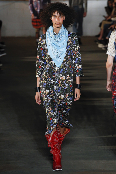 R13 Spring 2018 Ready-to-Wear - Look #31