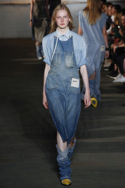 R13 Spring 2018 Ready-to-Wear - Look #36