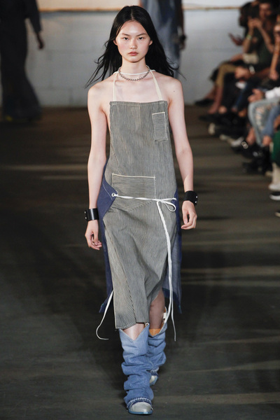 R13 Spring 2018 Ready-to-Wear - Look #37