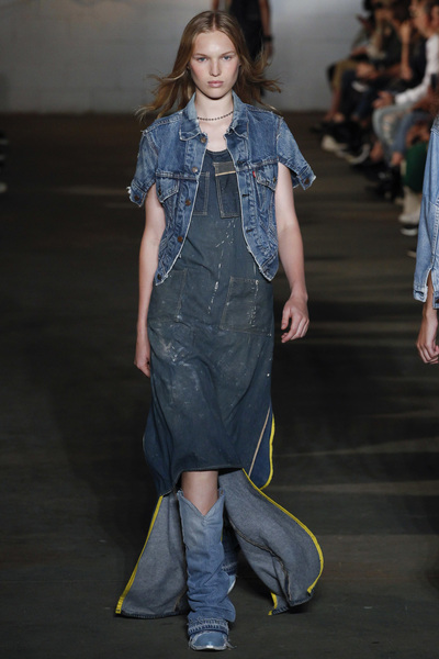 R13 Spring 2018 Ready-to-Wear - Look #38