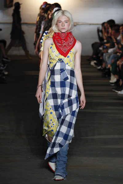 R13 Spring 2018 Ready-to-Wear - Look #39