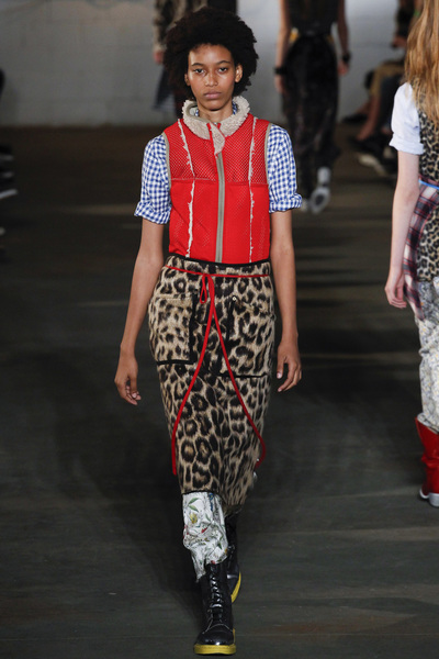 R13 Spring 2018 Ready-to-Wear - Look #9