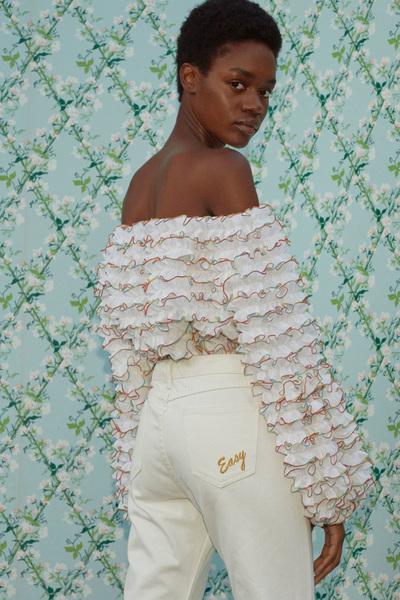 Rachel Antonoff Spring 2018 Ready-to-Wear - Look #11