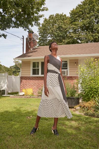 Rachel Antonoff Spring 2018 Ready-to-Wear - Look #14