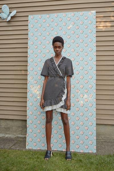 Rachel Antonoff Spring 2018 Ready-to-Wear - Look #15