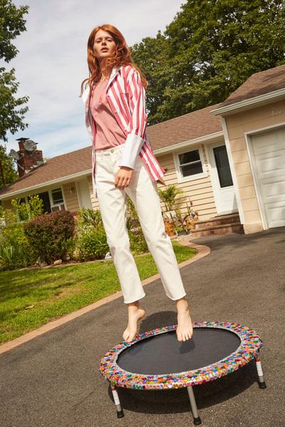 Rachel Antonoff Spring 2018 Ready-to-Wear - Look #18