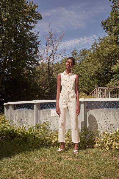 Rachel Antonoff Spring 2018 Ready-to-Wear - Look #2