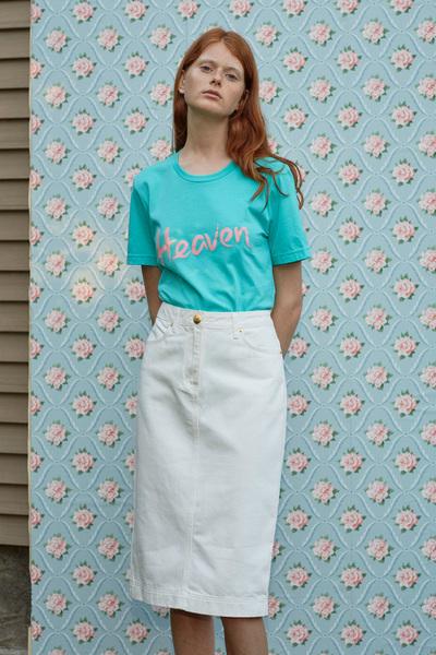 Rachel Antonoff Spring 2018 Ready-to-Wear - Look #5