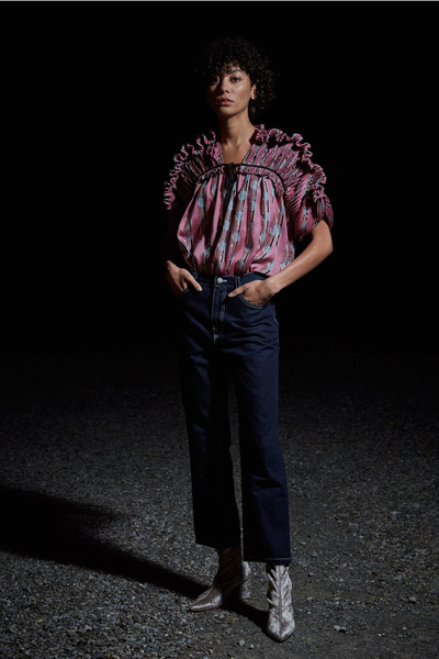 Rachel Comey Resort 2018 - Look #3