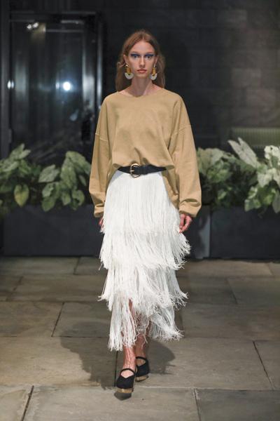 Rachel Comey Spring 2018 Ready-to-Wear - Look #1