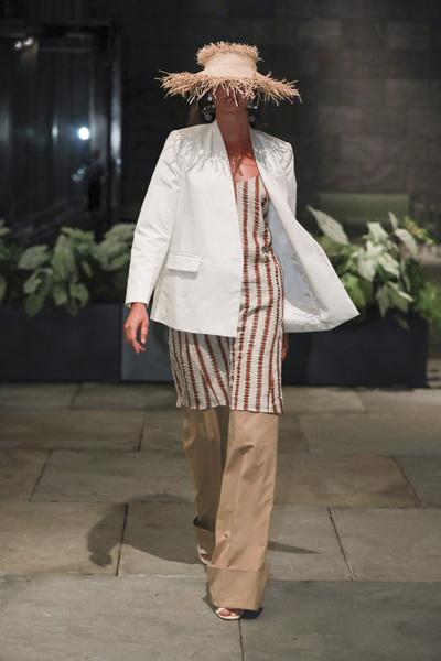 Rachel Comey Spring 2018 Ready-to-Wear - Look #10