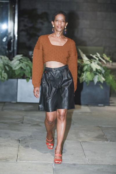 Rachel Comey Spring 2018 Ready-to-Wear - Look #11