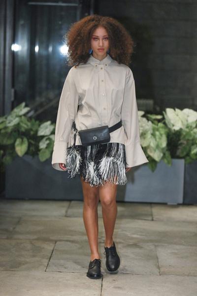 Rachel Comey Spring 2018 Ready-to-Wear - Look #15