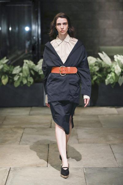 Rachel Comey Spring 2018 Ready-to-Wear - Look #18