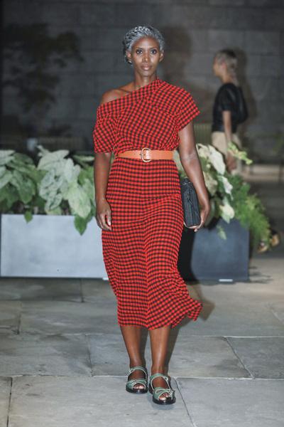 Rachel Comey Spring 2018 Ready-to-Wear - Look #2