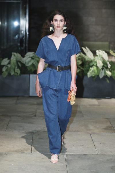 Rachel Comey Spring 2018 Ready-to-Wear - Look #22
